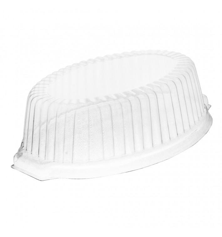 Tapa de Plastico PS Alta Transp. para Cazuela FOAM 180x120x50mm (1000 Uds)
