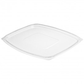 Tapa de Plastico PS Plana Transp. para Envase 887/1420/1894ml (63 Uds)