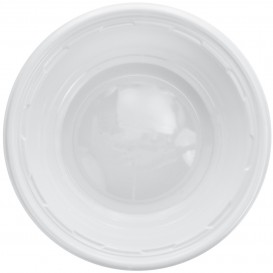 Bol de Plástico PS Blanco 180ml Ø11,5cm (1000 Uds)