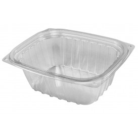 "Envase de Plastico PS ""Clear Pac"" Transparente 355ml (63 Uds)"