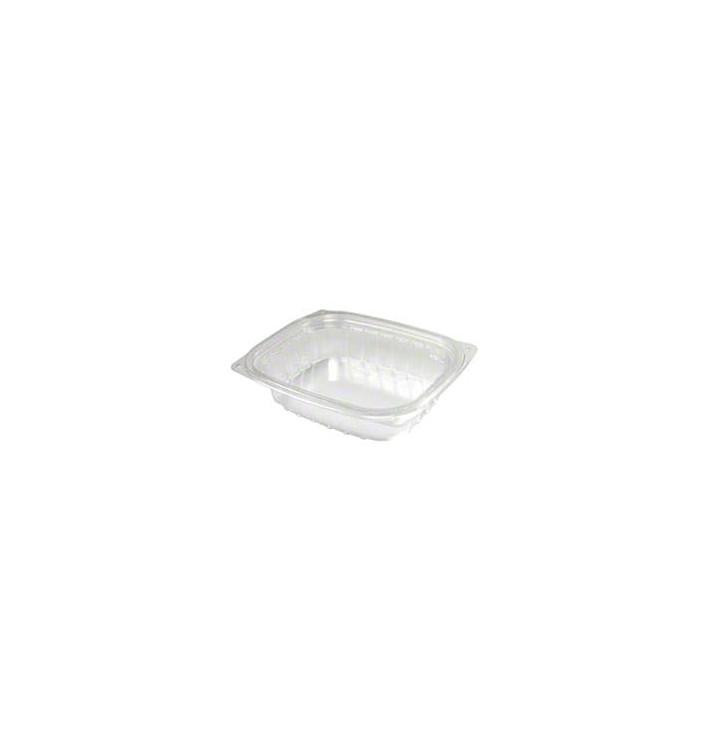 """Envase de Plastico PS """"Clear Pac"""" Transparente 237ml (63 Uds)"""