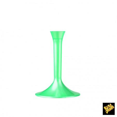 Pie Tiffany de plástico para Copa (20 Uds)