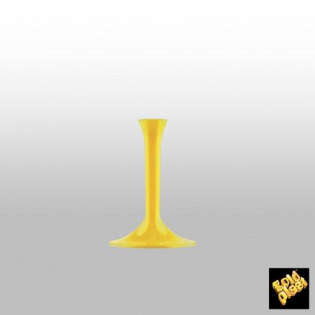 Pie Amarillo de plástico para Copa (20 Uds)