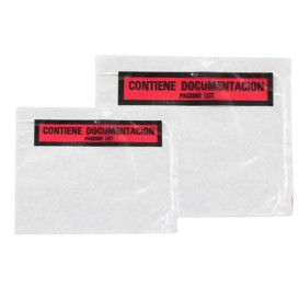 Sobres Autoadhesivos Packing List Impreso 235x175mm (1000 Uds)