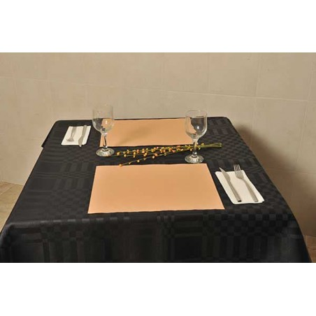 Mantelito de Papel 300x400mm Salmón 40g (1.000 Uds)