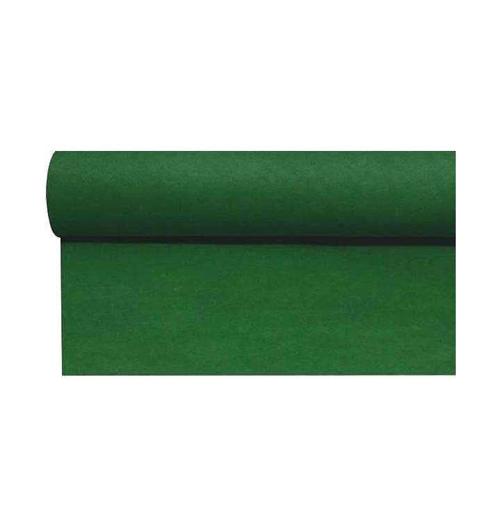 Mantel Camino Airlaid Verde 0,4x48m Precorte (6 Uds)