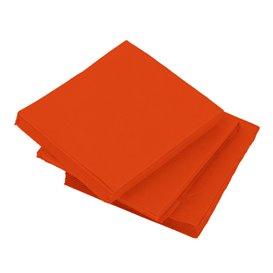Servilleta de Papel Micropunto 20x20cm 2C Roja (2.400 Uds)