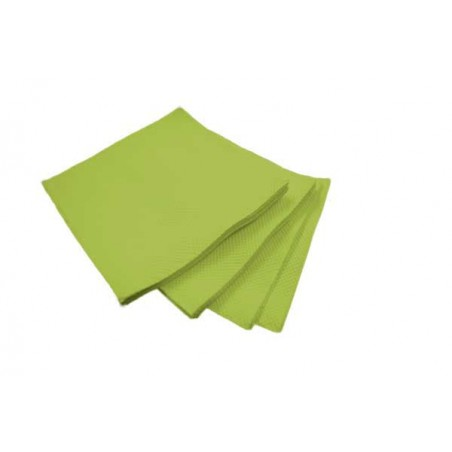 Servilleta de Papel Cocktail Pistacho 20x20cm (100 Uds)