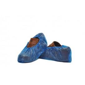 Cubrezapatos en Polietileno CPE G160 Azul (1000 Uds)