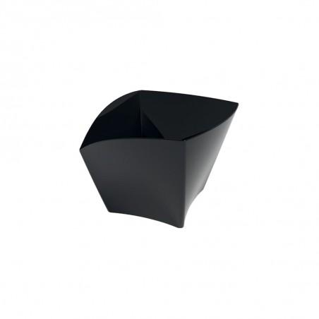 Vaso de Degustacion Curve PS Negro 90 ml (25 Uds)
