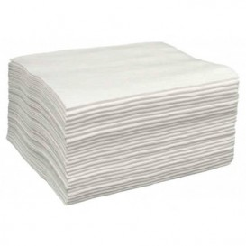 Toalla Spunlace Manicura Pedicura Blanca 30x40cm 50g/m² (2000 Uds)