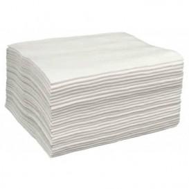 Toalla Spunlace Manicura Pedicura Blanca 30x40cm 50g/m² (100 Uds)
