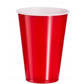 Vaso Rojo Americano para Fiestas 10 Oz/300ml (1.000 Uds)
