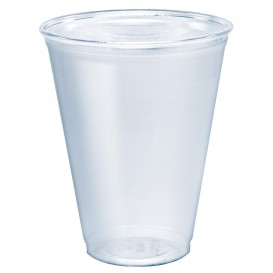 Vaso PET Solo Ultra Clear 9Oz/266 ml Alto Ø7,8cm (50 Uds)