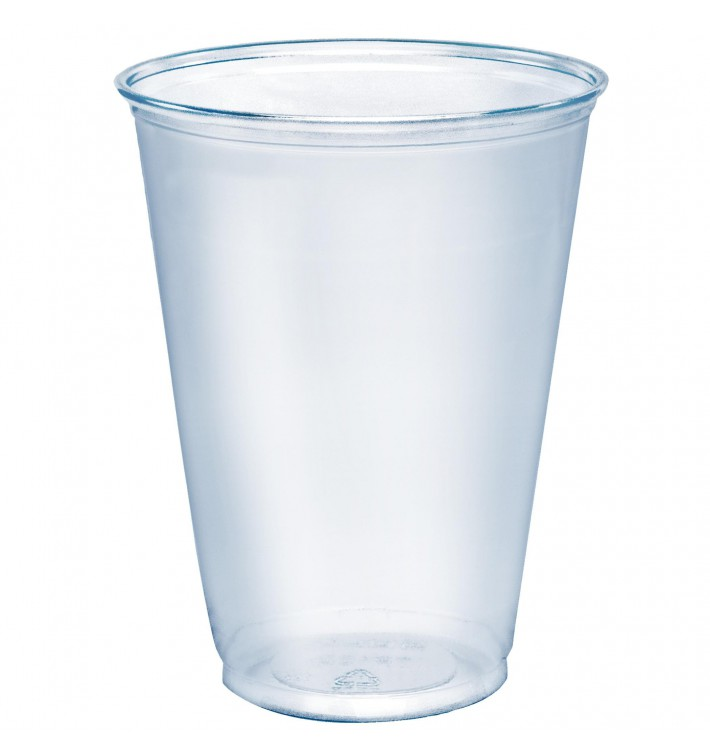 Vaso PET Solo Ultra Clear 10Oz/296 ml Ø7,8cm (1.000 Uds)