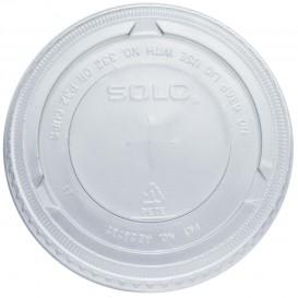 Tapa Cruz Para Vaso PET Solo Ultra Clear 32Oz/946ml (50 Uds)