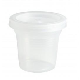 Vaso de Plastico PS Transparete 80ml Ø5,7cm (100 Uds)