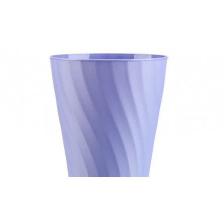 "Vaso de Plastico PP ""X-Table"" Violeta 320ml (128 Uds)"