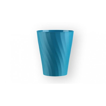 "Vaso de Plastico PP ""X-Table"" Turquesa 320ml (8 Uds)"
