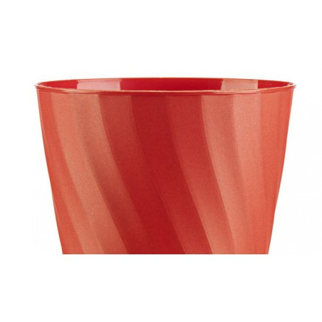 "Vaso de Plastico PP ""X-Table"" Naranja 320ml (8 Uds)"