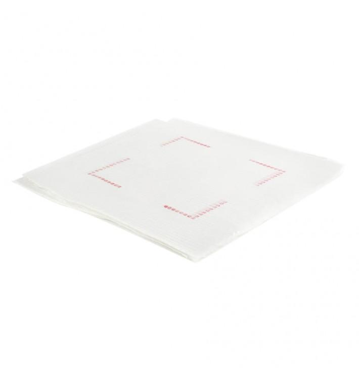 Servilleta de Papel Sulfito Blanca 20x20cm (750 Uds)