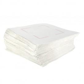 Servilleta de Papel Sulfito Blanca 20x20cm (22500 Uds)