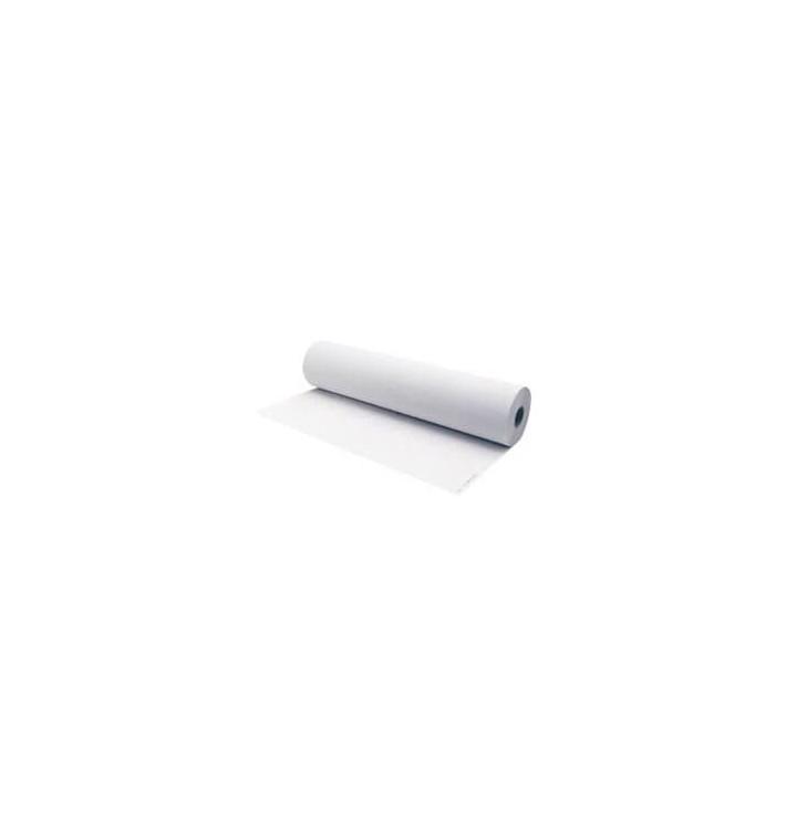 Rollo Papel Camilla Precortado 0.58x70m Blanco (6 Uds)