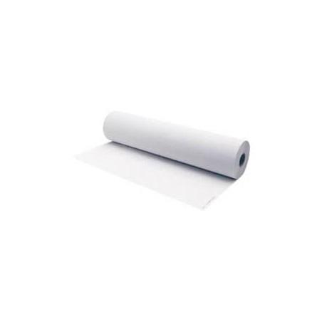 Rollo Camilla de Papel Precortado 0.58x70m Blanco (1 Ud)