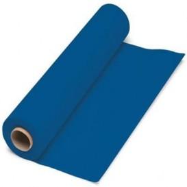 Mantel de papel Rollo Azul 1x100m. 40g (6 Uds)