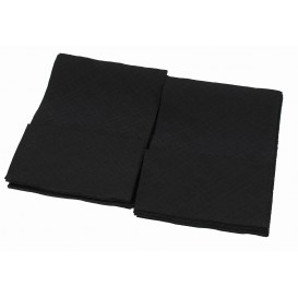 Servilletas de Papel Miniservis Negro 17x17cm (4800 Uds)
