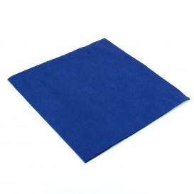 Servilleta de Papel Azul 2C Punta-Punta 33x33cm (1350 Uds)
