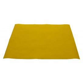 Mantel Individual de papel 30x40cm Amarillo 40g (1.000 Uds)
