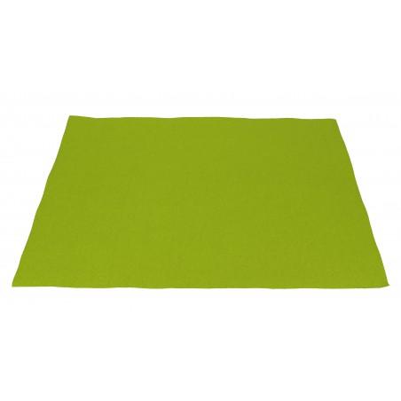 Mantel Individual de Papel Pistacho 30x40cm 40g/m² (500 Uds)