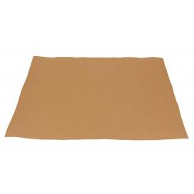 Mantel Individual de Papel 30x40cm Salmón 40g (1.000 Uds)