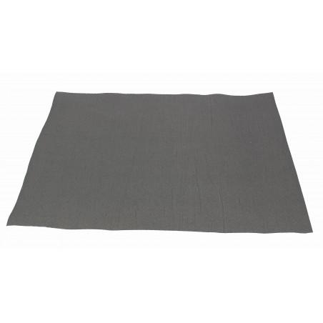 Mantel Individual de Papel Gris 30x40cm 40g/m² (500 Uds)