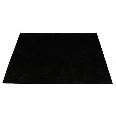 Mantel Individual Novotex Negro 30x40cm 50g (500 Uds)