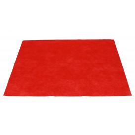 Mantel Individual Novotex Rojo 30x40cm 50g (500 Uds)