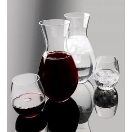 Jarra de Plastico Transparente TT 1000ml (1 Ud)