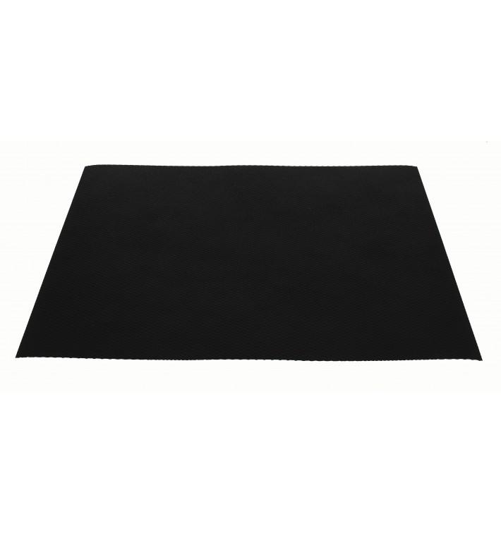Mantel Individual Reutilizable Negro 30x40cm 250g (200 Uds)