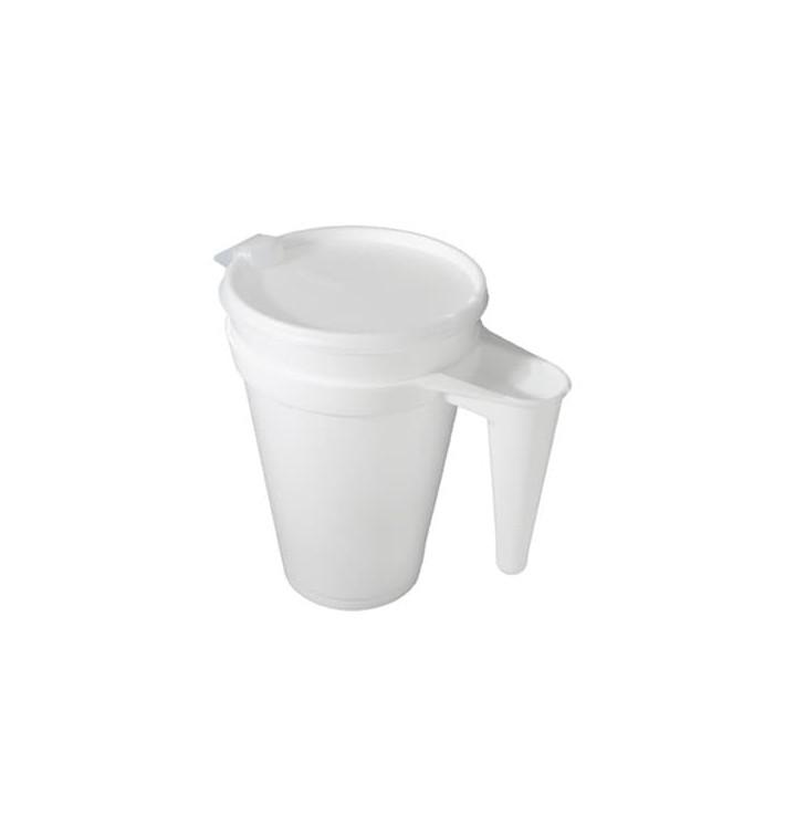 Jarra Térmica Desechable Foam 44Oz/1300ml Ø11,7cm (500 Uds)