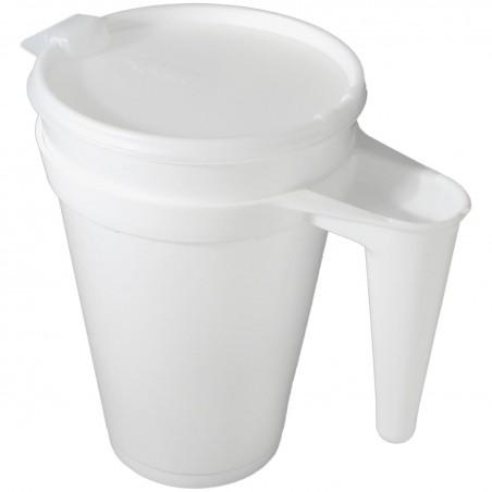 Jarra Térmica Desechable Foam 32Oz/960 ml Ø11,7cm (25 Uds)