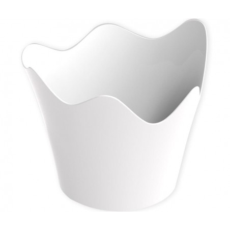 Bol Degustacion Rain Blanco 90 ml (25 Uds)
