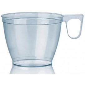 Taza de Plastico Transparente 180ml (50 Uds)