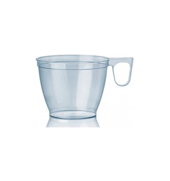 Taza de Plastico Transparente 180ml (1.000 Unidades)
