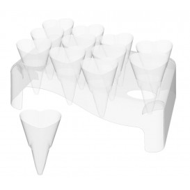 Conos Love 50ml con Stand 180x260 mm (5 Kits)