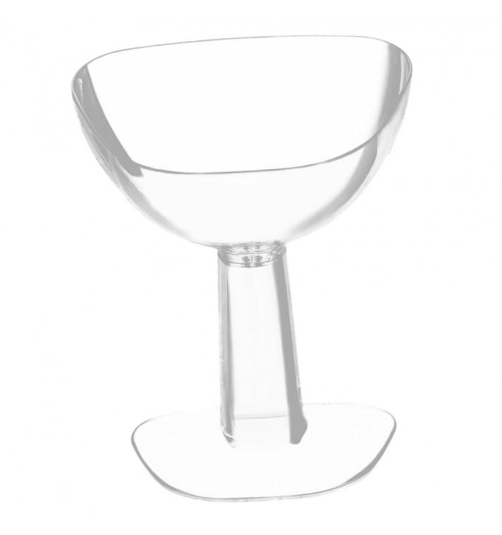 Copa de Plastico Degustación Viva Transp. 55ml (12 Uds)