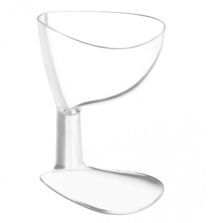 Copa de Plastico Degustación Penta Transp. 66ml (12 Uds)