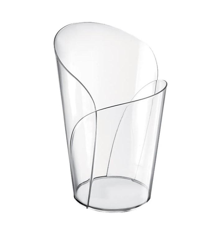 """Vaso Degustación """"Blossom"""" Transparente 90ml (15 Uds)"""