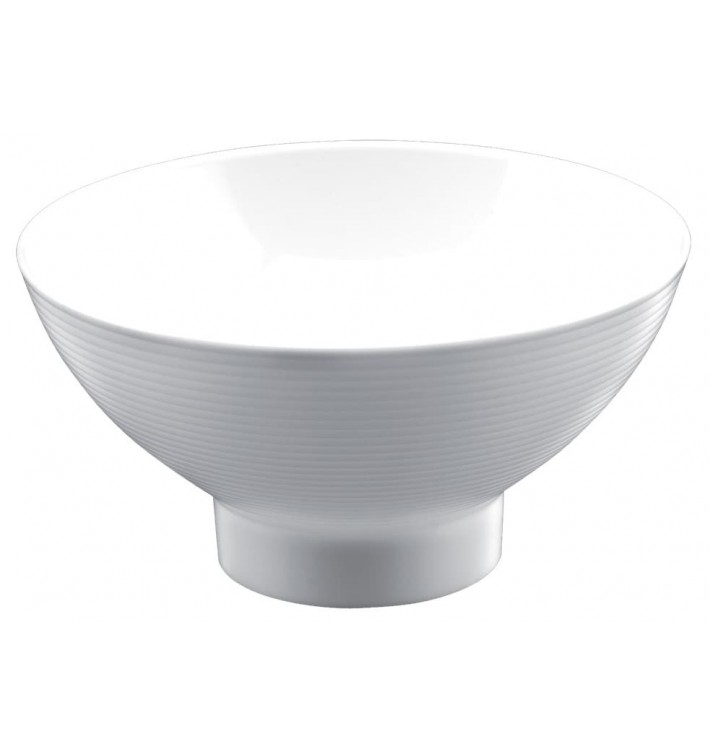 Bol de Degustacion Medium Blanco 250 ml (6 Uds)