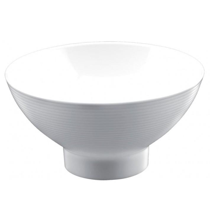 Bol de Degustacion Medium Blanco 250 ml (84 Uds)